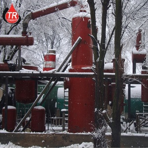 motor oil recycling machine waste oil refining catalyst
