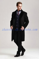 In Wholesale New Design supply type woolen coat mens With New Arrival Fancy coat