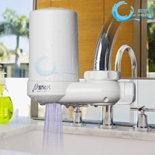 Filter Water Ceramic Transparent Tap Purifier