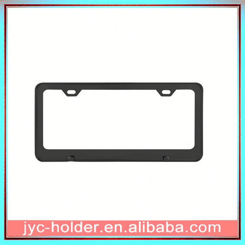 Wholesale license plate frames H0Tvg metal license plate cover