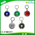 Winho fashion quasar flashlight keychain