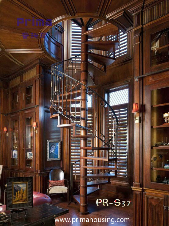 Exterior Prefabricated Stairs Design Interior