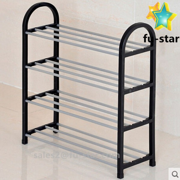 Pn New Compact 5 Tier Shoe Rack Stand Shelf Light Weight Space Saver Organiser Shoe Rack