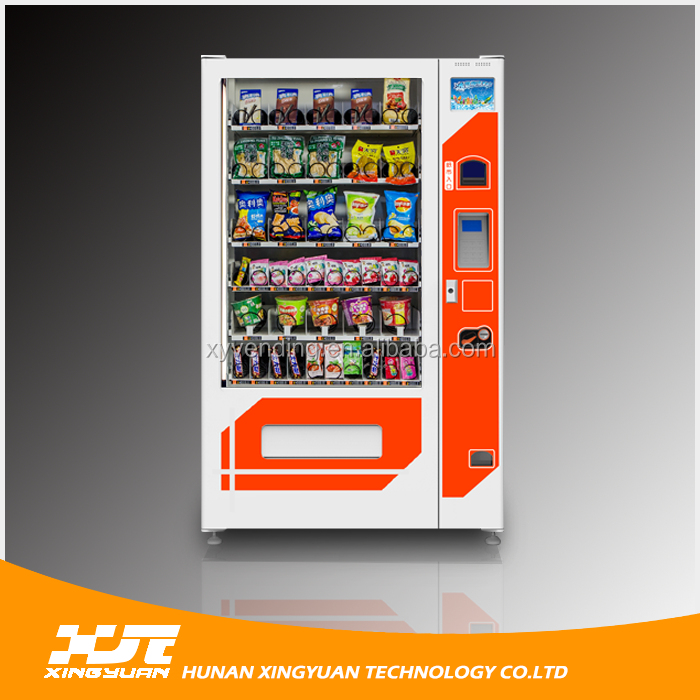 automatic vending machine e on sale beverage /snack/food/drink /coffee