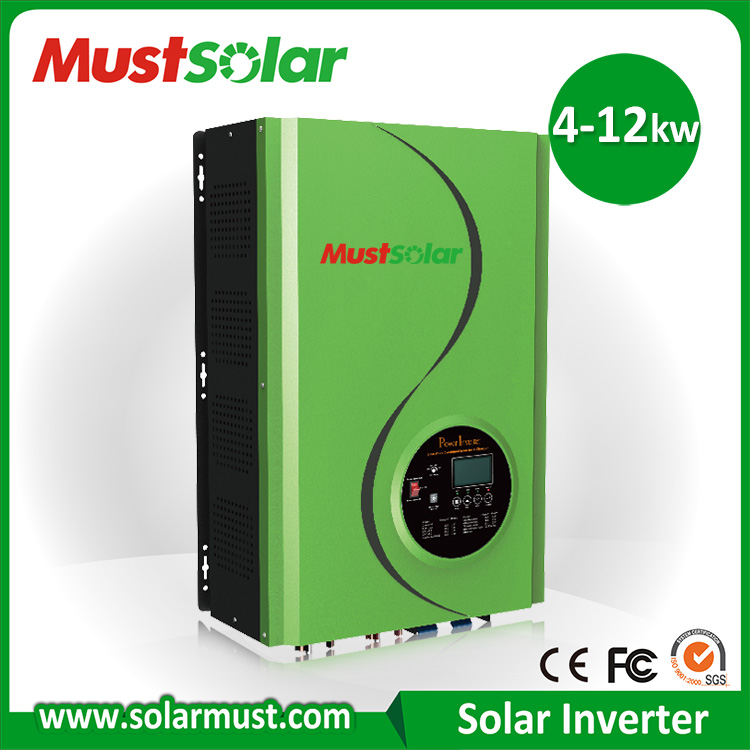 MUST Solar PV3500 10000W Power Inverter with 60A MPPT Charge Controller
