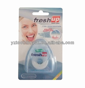 personalized dental floss (20-50m)