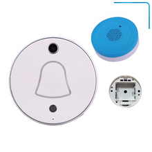 AAA Battery Power Free Cloud Server Automatically Take Pictures Lowes Smart Wireless Doorbell