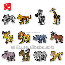 Animal puzzle 3D Kids DIY Toys Promotion Candy toy Cartoon toys