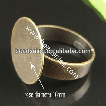 beadsnice 4824 fashion jewelryresin ring fashion jewelry jewelry components wholesalers