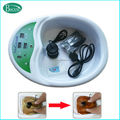 Ionic detox foot spa with Remote Control
