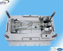 According european standard plastic injection mould producing