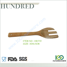 food safe bamboo noodle scoop, kitchen utensils bamboo noodle scoop, eco-friendly cooking tool bamboo noodle scoop