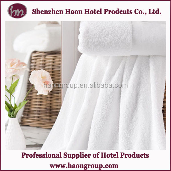 100% Cotton 5 Star Hotel White Fancy Turkish Unique Bath Towel