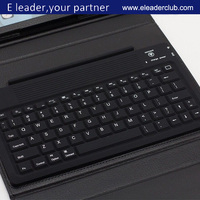 for iPad Air Bluetooth Keyboards with Lether Cover Case