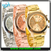 2015 hotsale quemex quartz watches water resistant 100ft