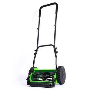 Europe Classic Manual Lawn Mower Hand push garden Lawnmower tools
