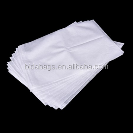 Non-woven Fabrics Reusable Mesh Strain Tea Pulp Juice Jelly Food Milk Filter Bag