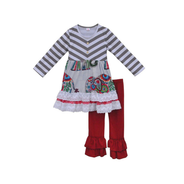 Coniceboutique kids clothing childrens boutique outfit for wholesale