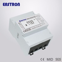 SDM630-Modbus Solar PV three phase energy meter bi-directional measurement , Multifunction power analyser, MID approved