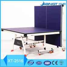 25mm MDF indoor folding portable table tennis table