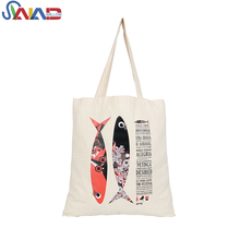 Hot Sale Chinese Manufacturer Sell Nutural Canvas Tote Bag