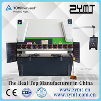 ZYMT brand used hydraulic used steel bending machine for sale