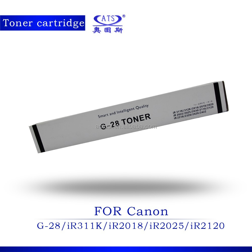 C-EXV14 GPR-18 Black Toner Cartridge Compatible for Canon iR2016 2020