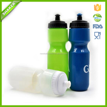 750ML Newest Plastic Running Drink Bottle Water bottle GYM With Sipper Cap