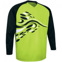 Football goalkeeper jersey