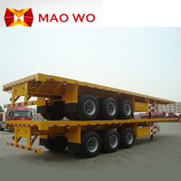 Hot Sale Factory Direct 40ft Flatbed