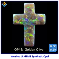 2014 New Product Cabochon Cross Ethiopian Opal Price Per Gram