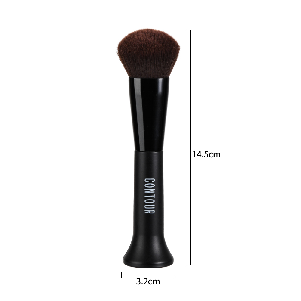 Customized Private Label Powder Single Contour Makeup Brush