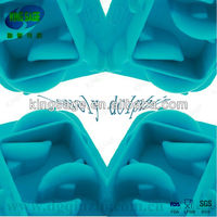 Dolphin soft silica gel jelly mold handmade chocolate mould ice cube tray