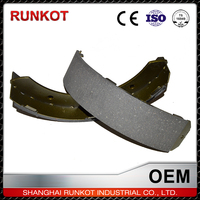 Customized Factory Direct Sale Rockwell Brake Shoes