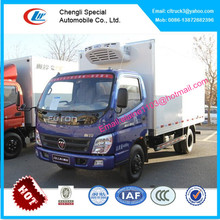Foton refrigerated standby electric unit truck