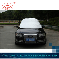 Latest design factory wholesale sun protection car cover 2016 Car Sun Shade