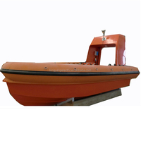 6 Person Rigid Inflatable Boat