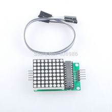 MAX7219 Dot LED Matrix Module