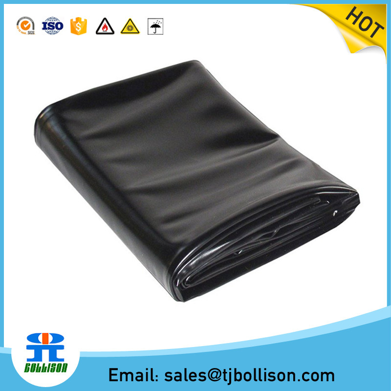 Heavy Duty HDPE Pond Liner Black PVC Pond Liner FLEXIBLE HIGH QUALITY HDPE Pond Liner(0.3mm-2mm)