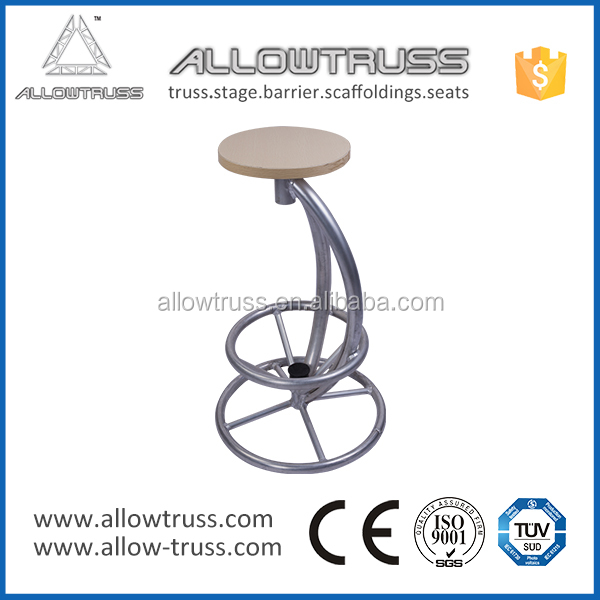 outdoor indoor led high table and chair for bar