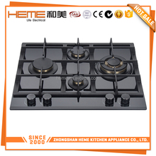 Mega march sourcing smart 4 burners gas stove price (PG6041RG-CCB)