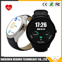 Android OS wifi gps smart mobile phone watches with 2g 3g phone calling