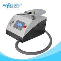 2015 new product pigment removal laser tattoo removal machine