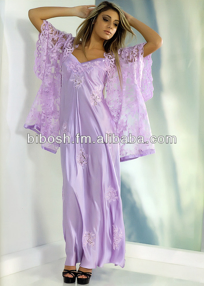 Anichini woman luxury night gowns and nightdress made in Italy