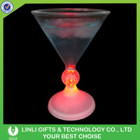 Led Flash Glow Cocktail Glass
