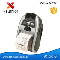 Zebra MZ 220: 2 Inch Direct Thermal Mini Handheld Zebra Barcode Printer