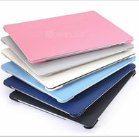 decent design tablet flip leather laptop case for ipad air case China manufacture