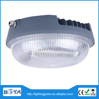 New good service high power 50w round led canopy gas station light