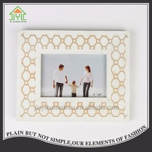 China Preferential Carving Square Paint Make Mini Wood Picture Frame