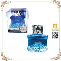 Shinning diamond popular liquid car air freshener